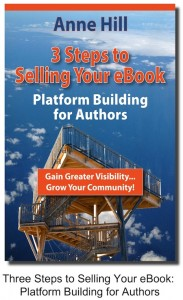 Three Steps to Selling Your eBook
